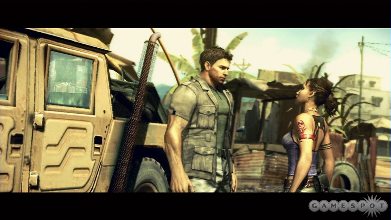 Hey Sheva, is there a vet around here? 'Cause these pythons are sick!