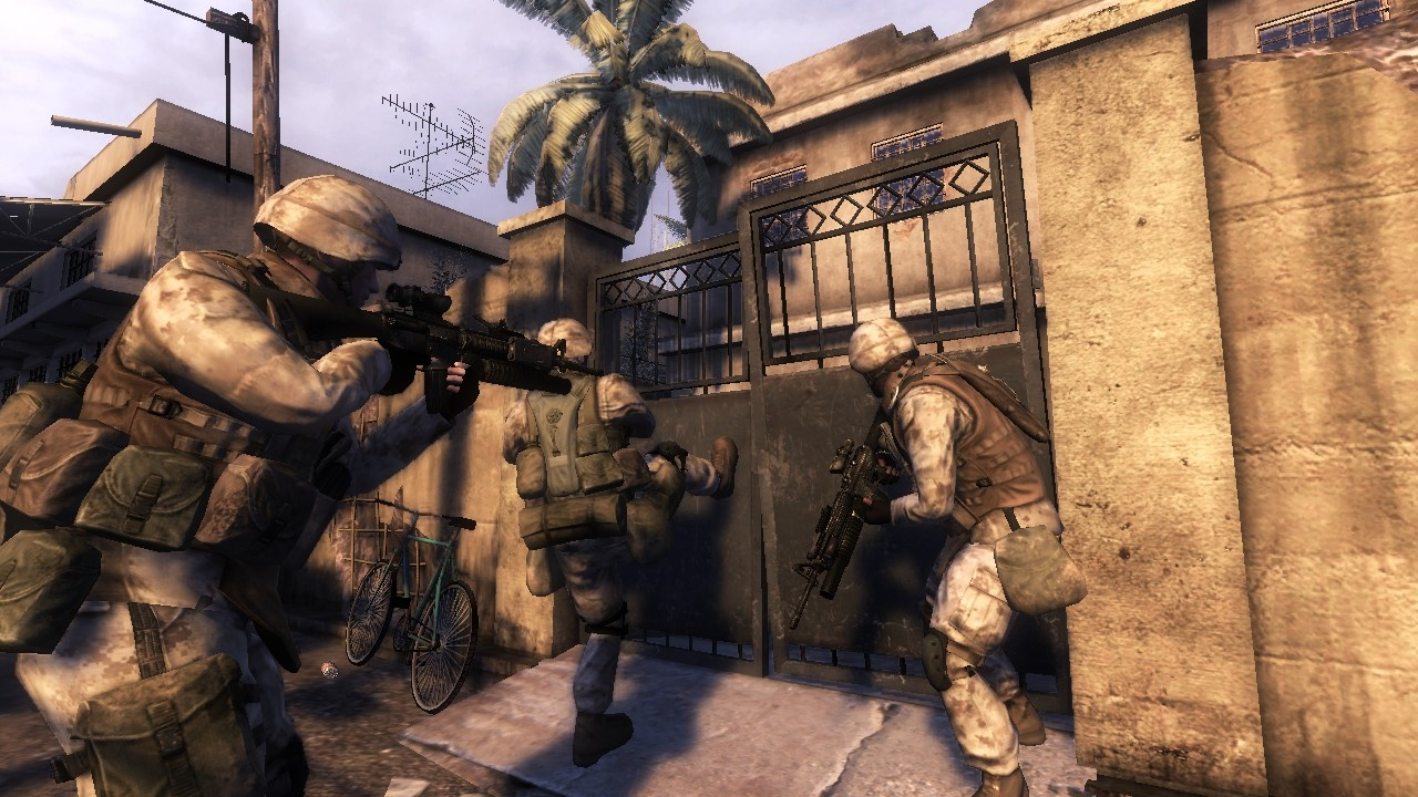 Squad-based battles in tight urban settings look to up the tension.