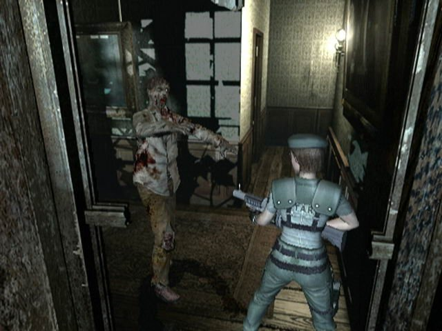 Resident Evil is as scary as ever.