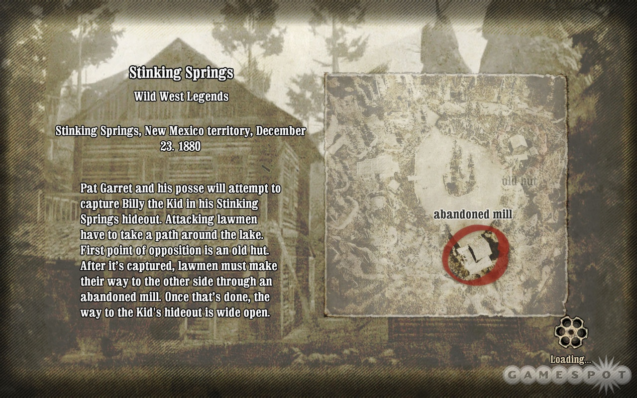 You'll have to capture the Billy the Kid in this multiplayer mode.
