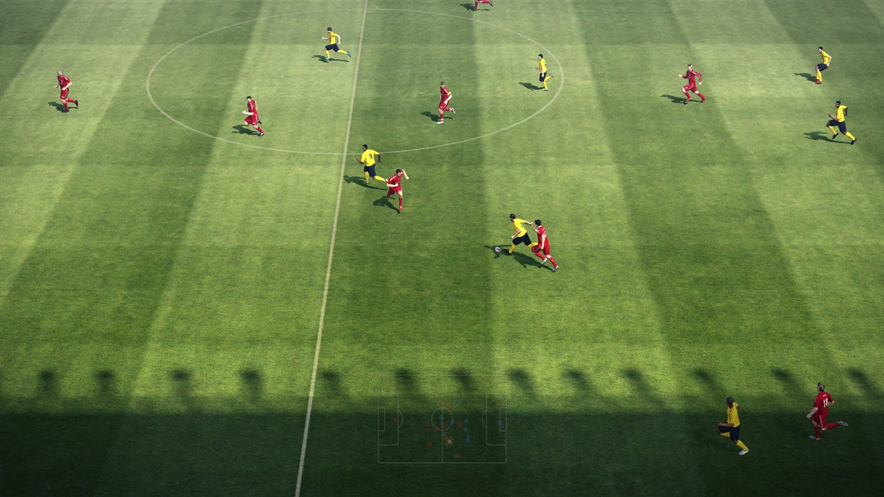 PES's gameplay feels more free-flowing this year as it returns to its sim roots.