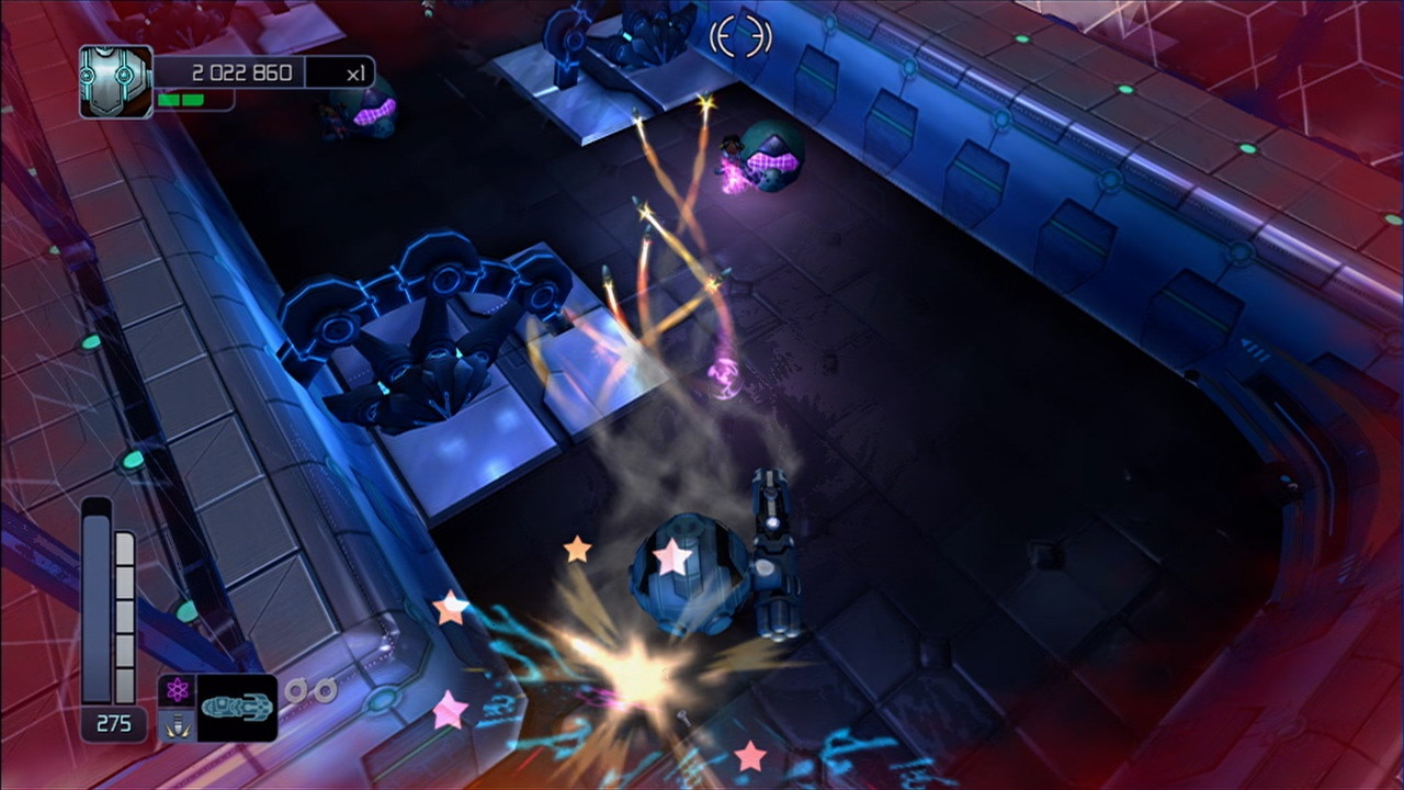 Those missles hit for extra damage against beam-wielding soldiers.