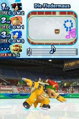 Bowser finally gets to realize his dream of taking the figure-skating world by storm.