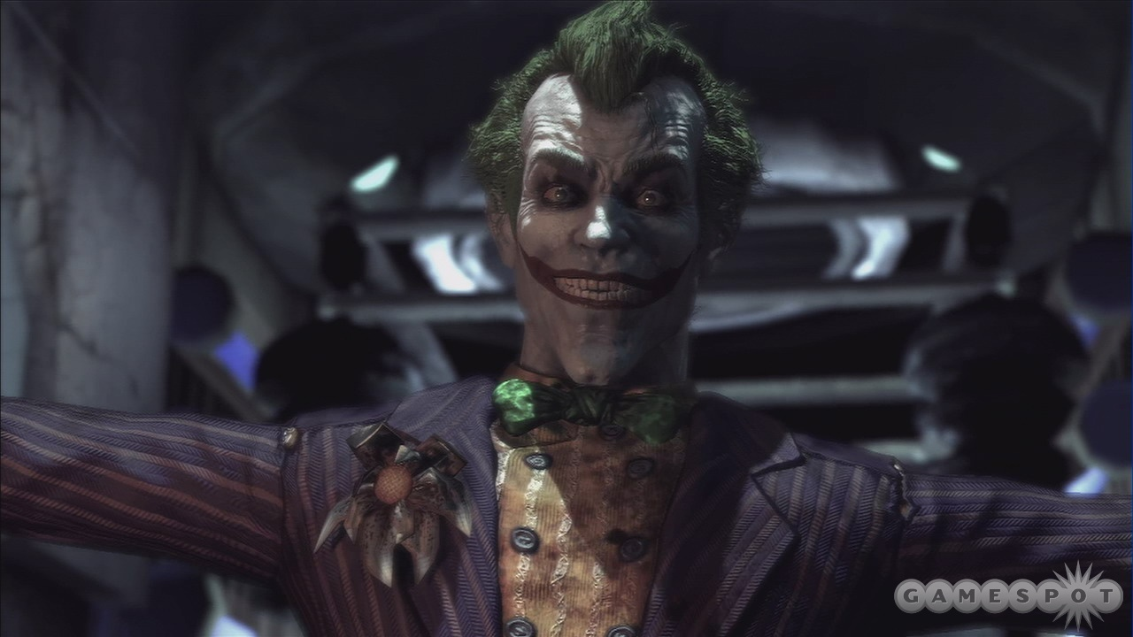 All of the voice acting is great, but Hamill's Joker is something special.