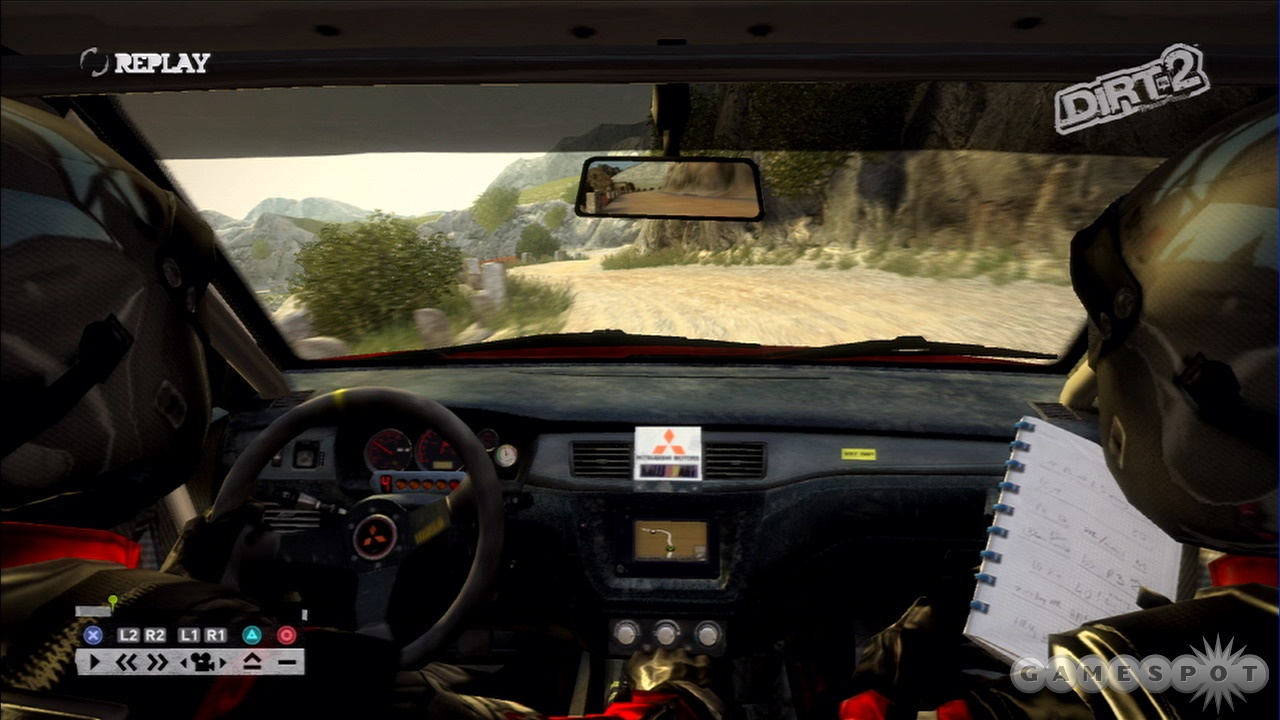Rally stages are significantly easier with a good codriver at your side.