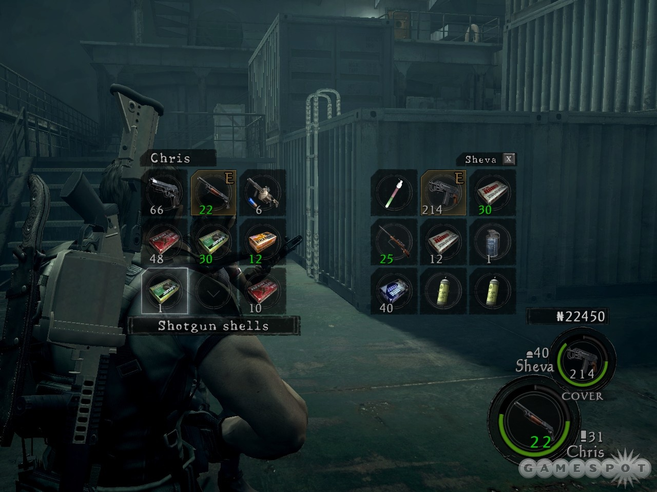 Inventory management is easier than ever when you can click and drag items around with your mouse.