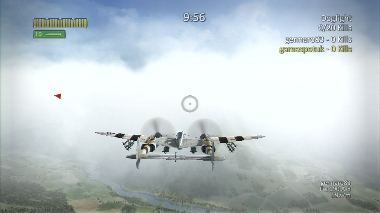 Heroes Over Europe offers a wide selection of aircraft to unlock, from light Spitfires to heavy bombers.