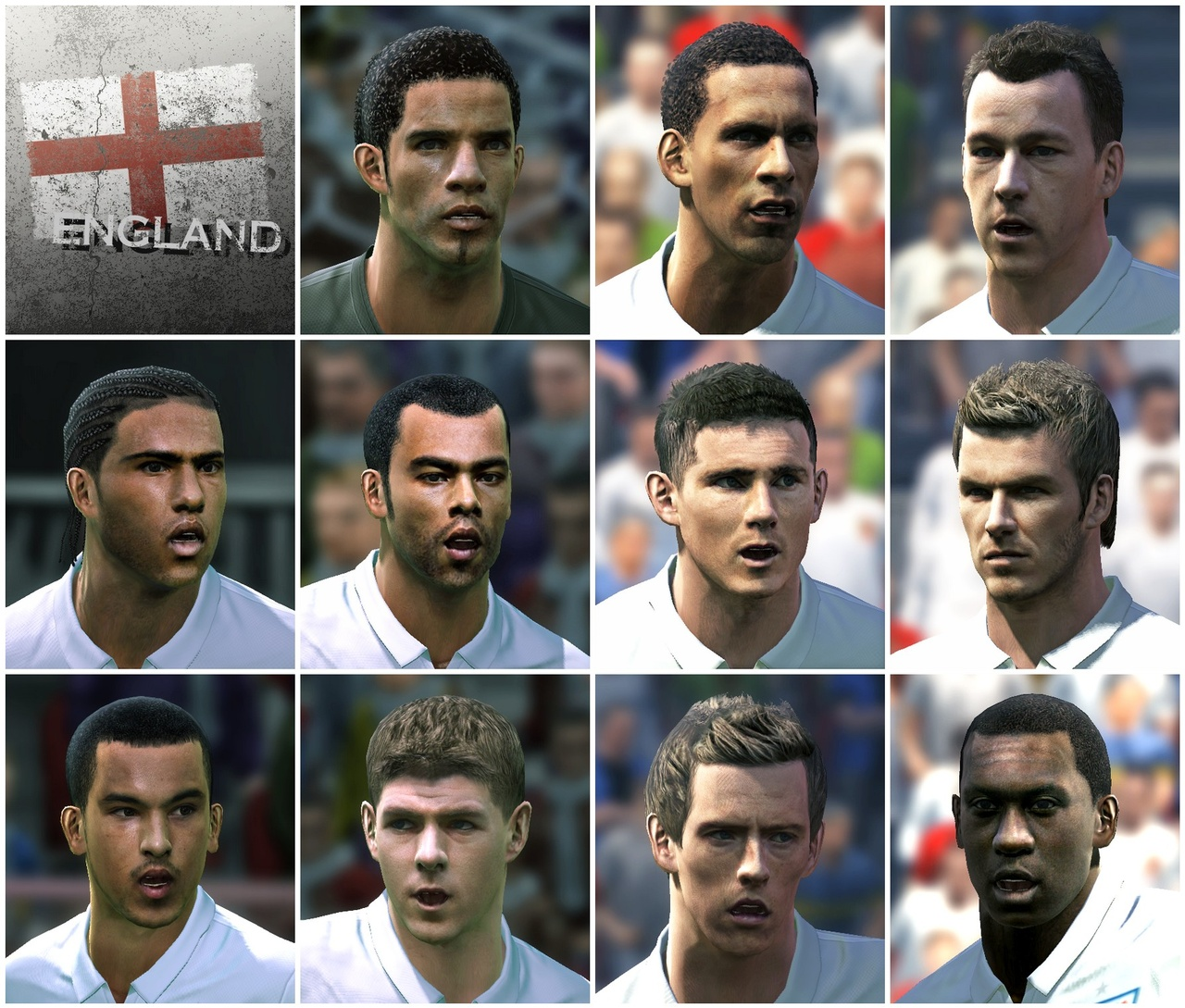 Player likenesses are much improved this year, including realistic-looking facial features.