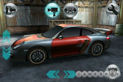The game's car customization options range from useful to hilarious.