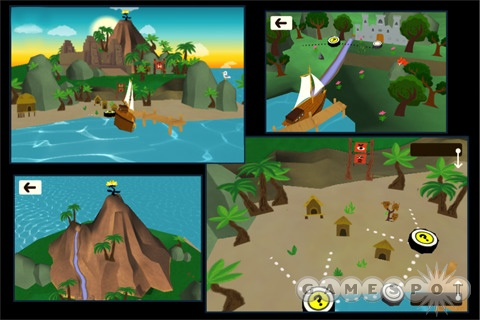 Rolando 2 offers up new environments as well, such as water environments that make use of new abilities.