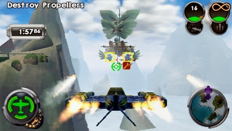 This time around, Jak and Daxter take to the skies in epic dogfights and timed missions.