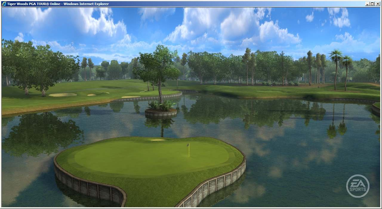 PGA Tour Online looks like it will offer hours of challenging gameplay.