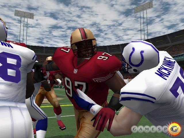 NFL 2K1 helped buoy the Dreamcast's sales numbers in 2000.