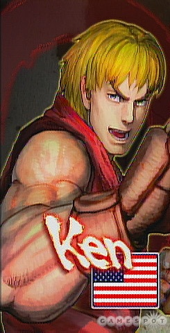 Ken simply couldn't avoid entering the tournament when his best friend, Ryu, challenged him to a friendly duel.