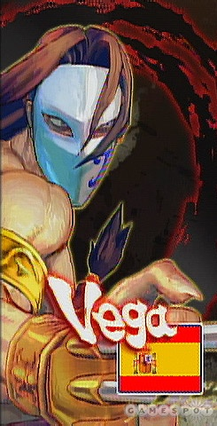 Vega was turned into a soulless killer after witnessing the murder of his very own mother. It's probably best not to upset him.