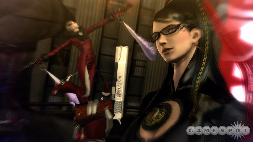 Bayonetta rarely takes itself seriously, but that's all part of the fun.