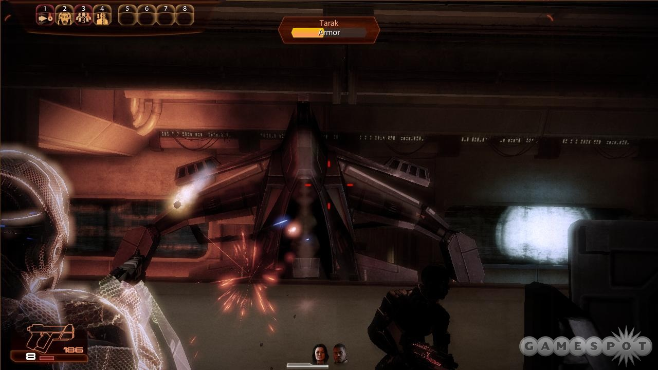 This gunship battle is just one of many exciting encounters in store for you.