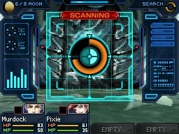 All Strange Journey's really doing is putting a sci-fi filter on traditional Shin Megami Tensei elements.