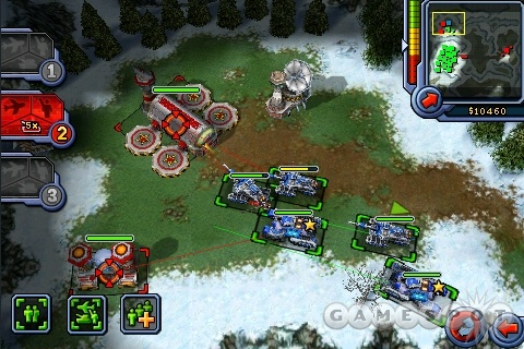 The celebrated PC series comes to the iPhone in a victory for RTS fans.