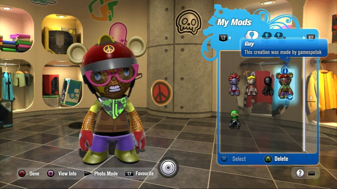 ModNation Racers has all the tools you need to create your very own monstrosities, just like this.