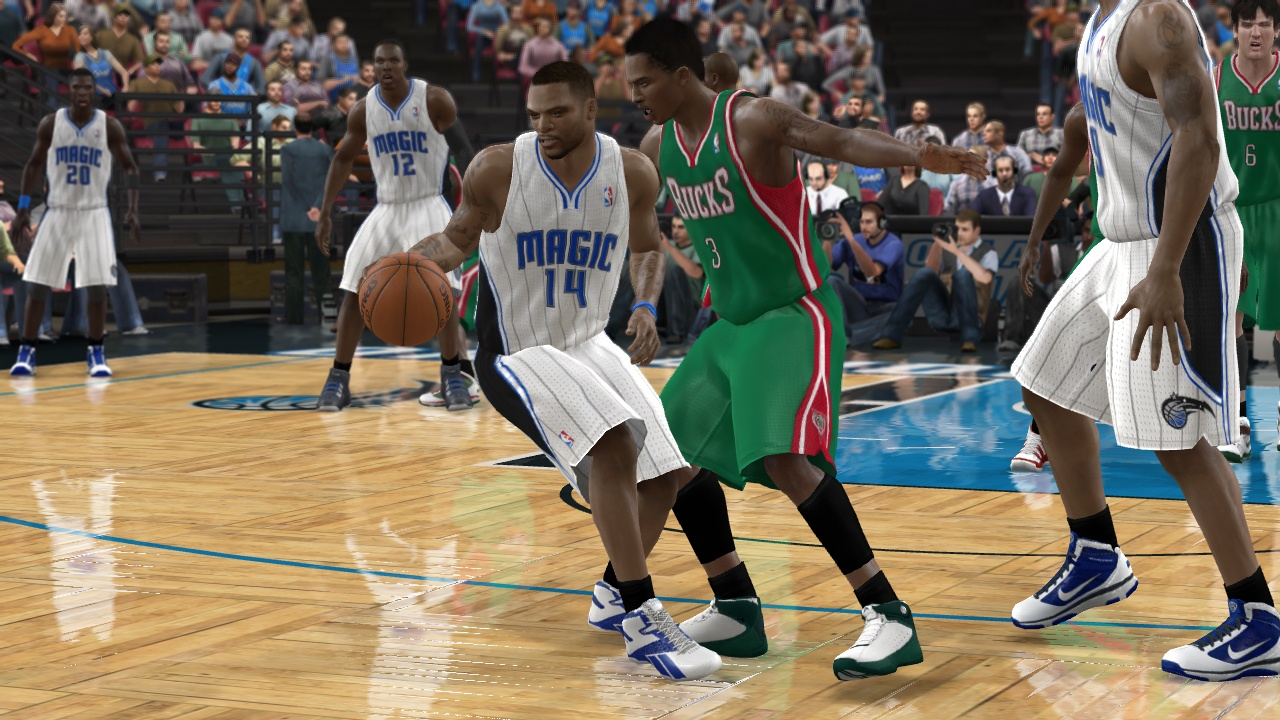 EA is promising more control than ever before in NBA Elite 11.