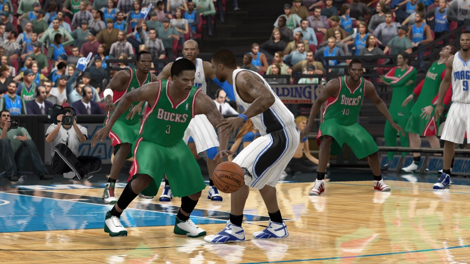 They did it with hockey, but will Elite be the start of an NBA renaissance for EA?