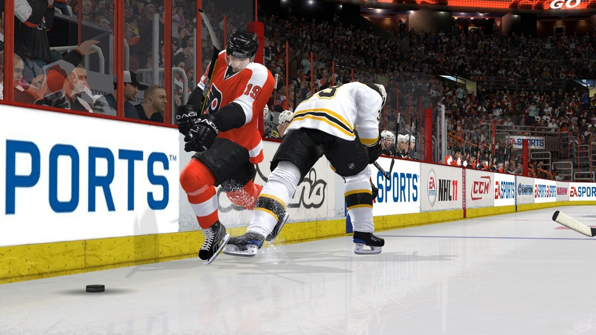 NHL 11 should have its fair share of 'oh dayyyummm' moments.