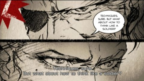 You can skip most of the stylish graphic-novel cutscenes, but don't.