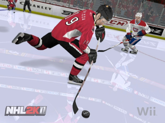 NHL 2K11 for the Wii was the last hockey game by 2K Sports.