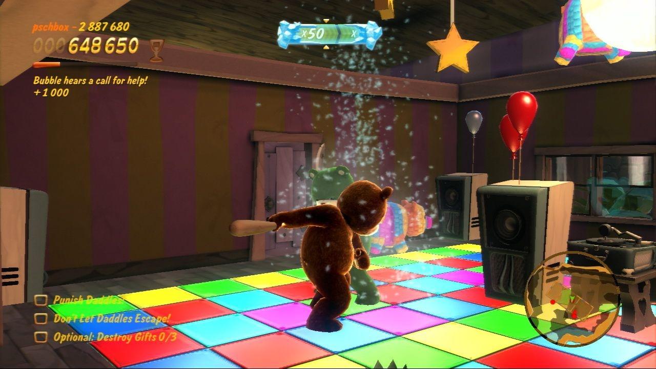 Murder on the dance floor.