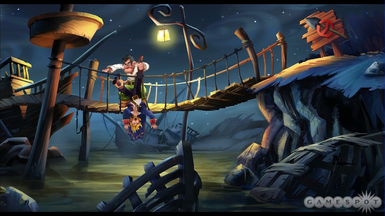 Even mighty pirates are vulnerable to petty crime.