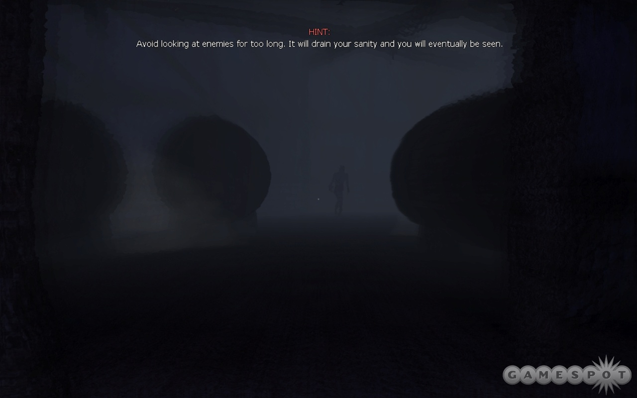 Just like in the Lovecraft stories that inspired Amnesia, the monsters here drive you insane or rip you to pieces.