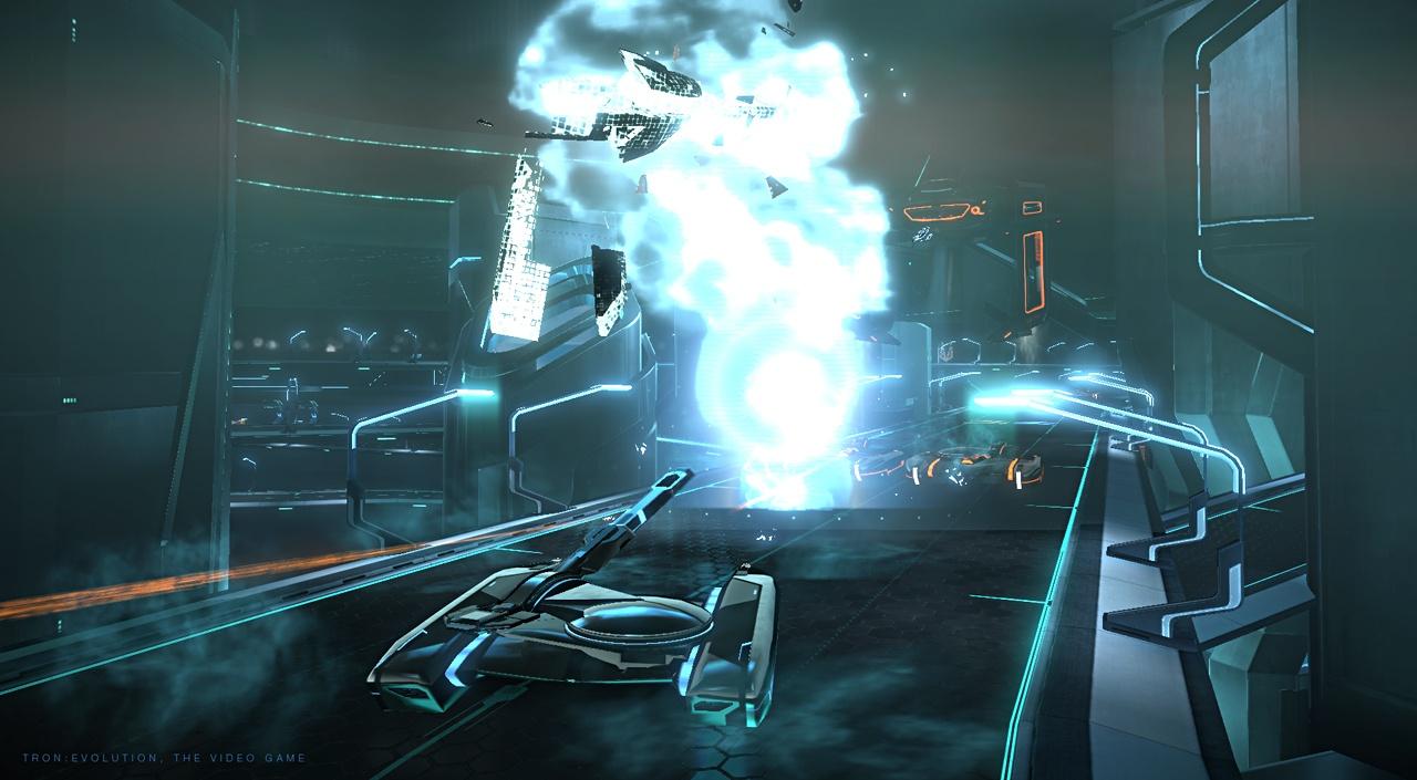 New Tron bomb.