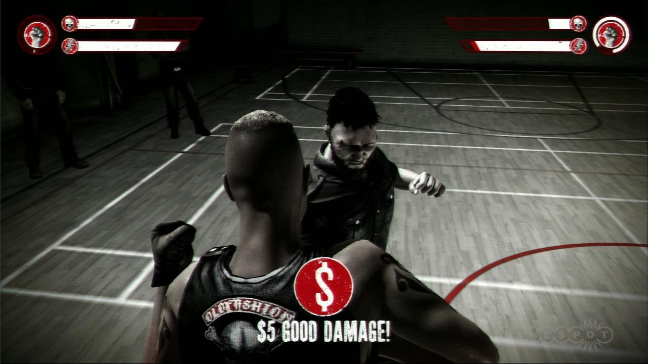 Win cash for punching!