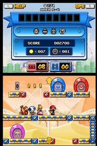 Each of the eight worlds introduces a new gameplay mechanic.