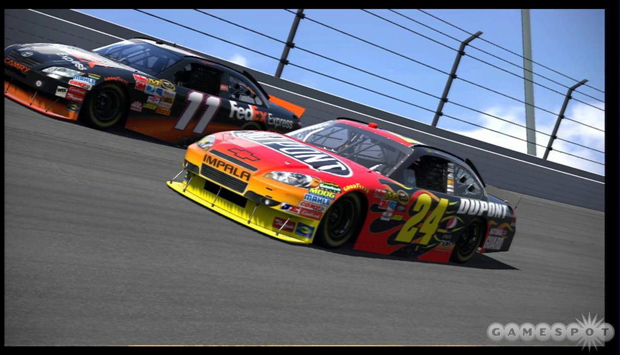 NASCAR racing is a welcome addition to the Gran Turismo formula.
