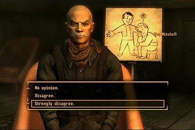 Fallout Missionary Quiz