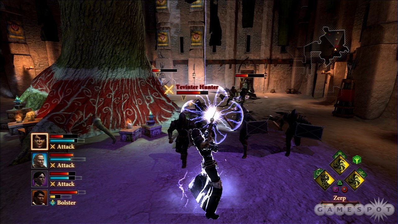 For mages, lightning certainly can strike the same place twice.