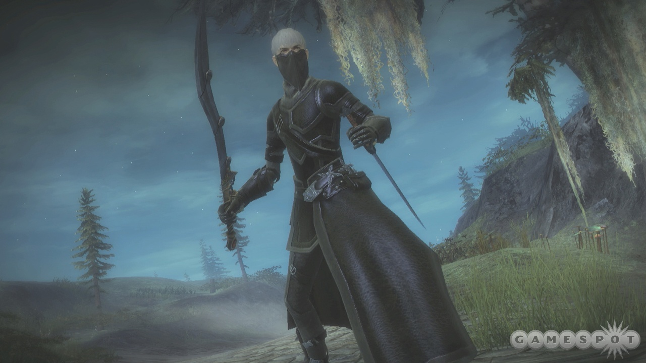 Ladies and gentlemen, for your consideration: the Guild Wars 2 thief.