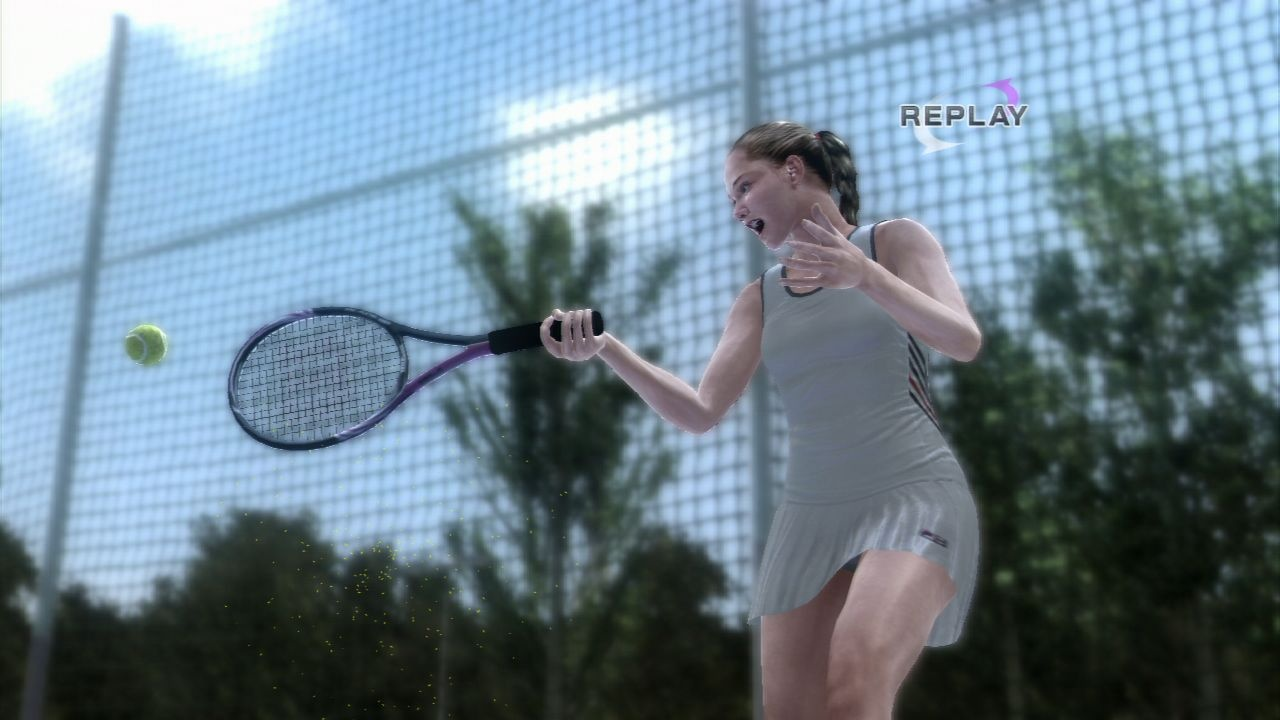 Even the pros are still amazed by the wonders of tennis rackets.