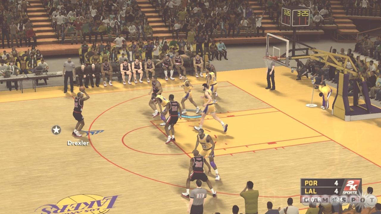 Drexler wasn't even the best Clyde in NBA history.