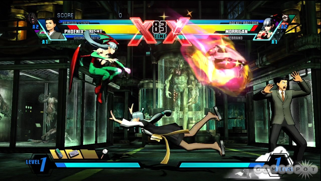 Some of MVC3's overpowered assists, such as Tron's Gustav Fire assist, have been toned down.