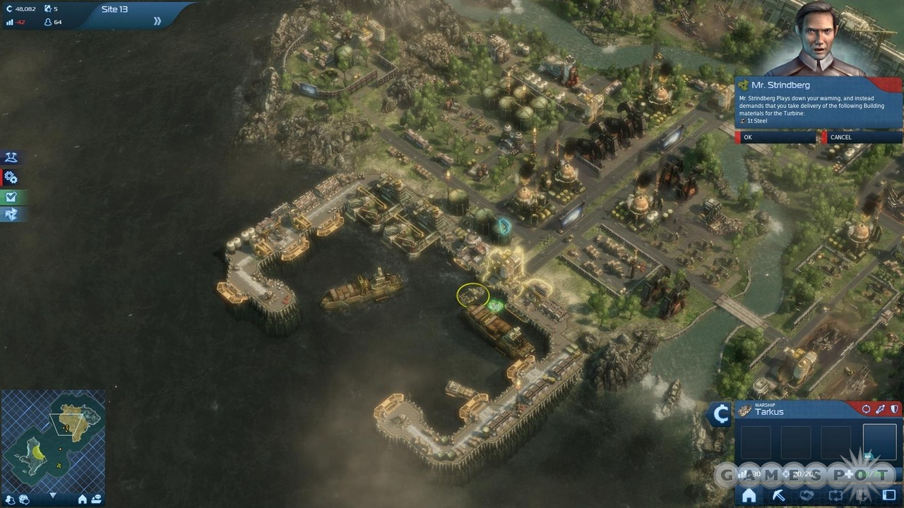 Missions are a welcome element in your city-building sandbox.