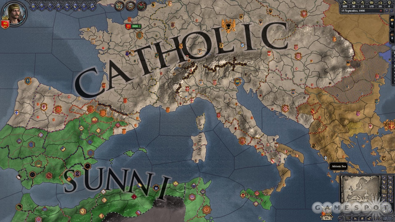 Holy war. Holy war never changes.
