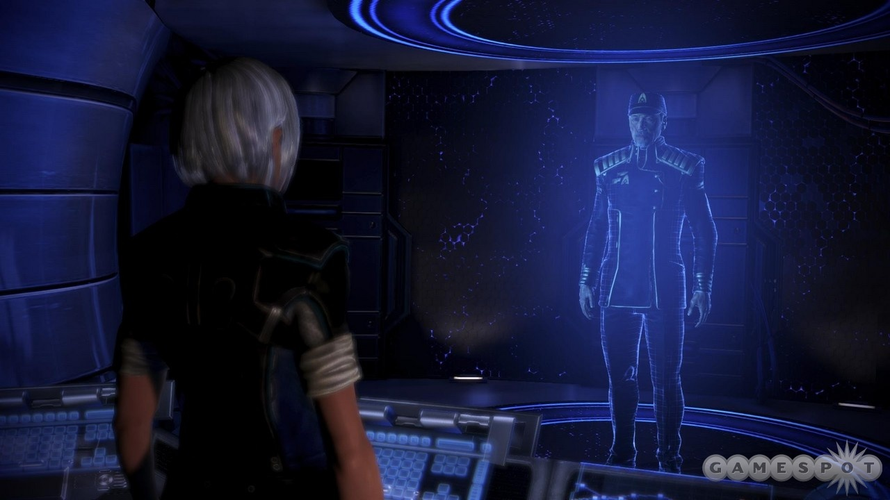 Admiral Hackett has to make some tough decisions to protect humanity, as do you.