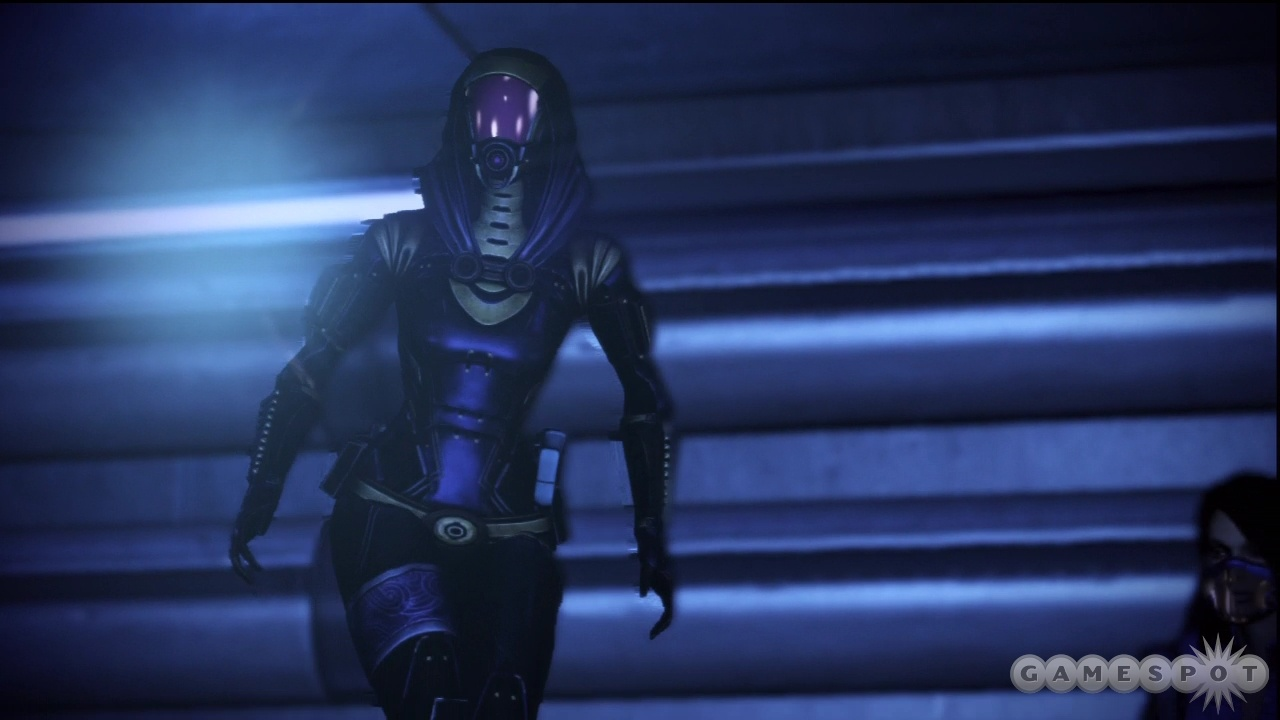 The Quarians may be nomads, but they're willing to fight for your cause, given the high stakes.
