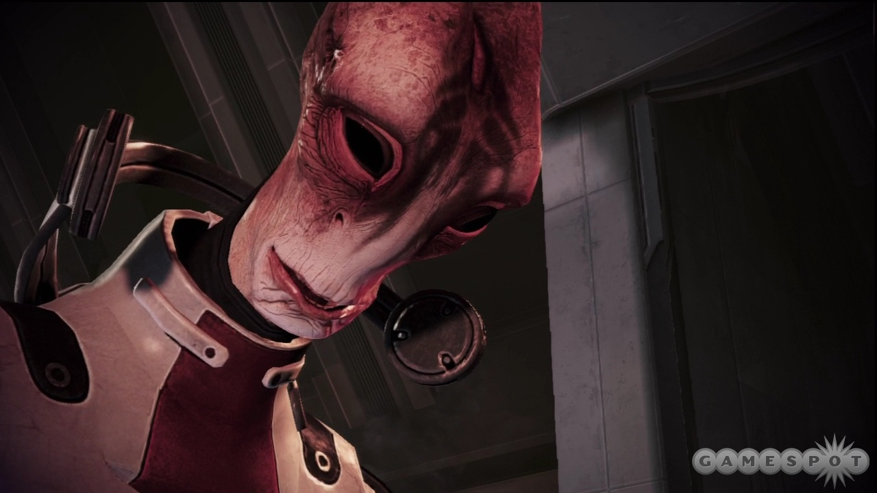 The very model of a scientist Salarian.