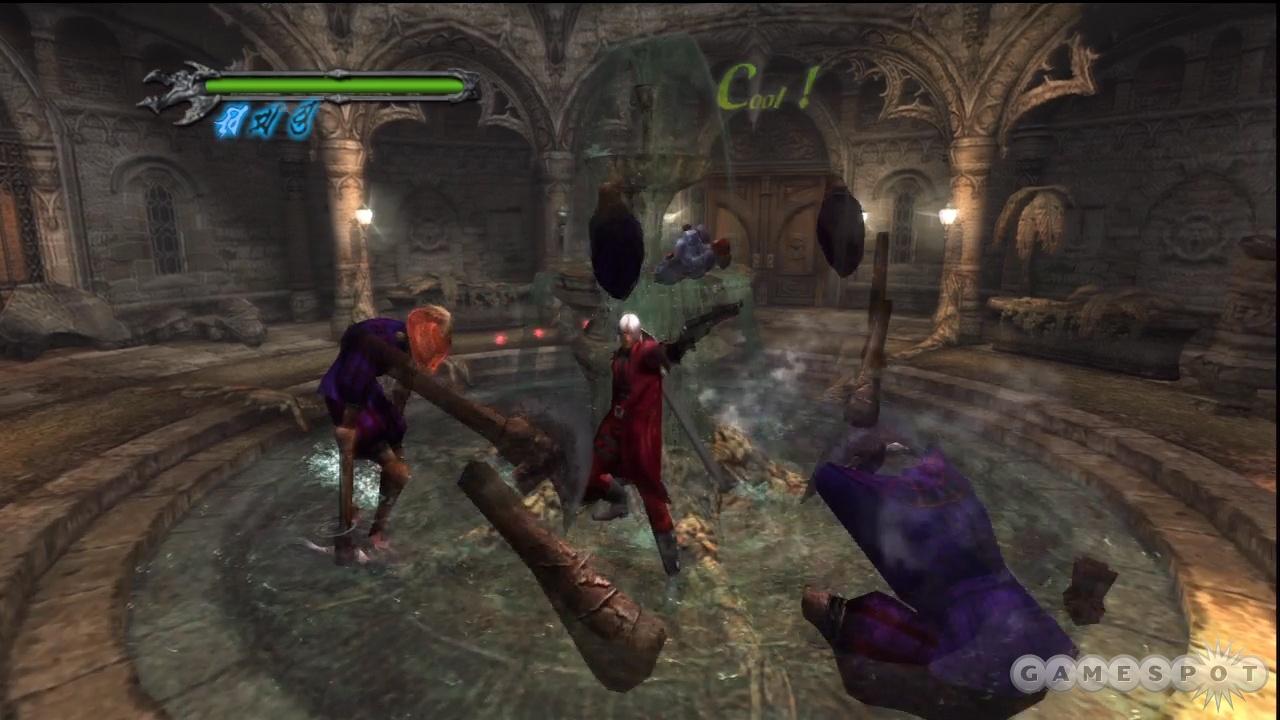 Dante: killing demons in style since 2001.