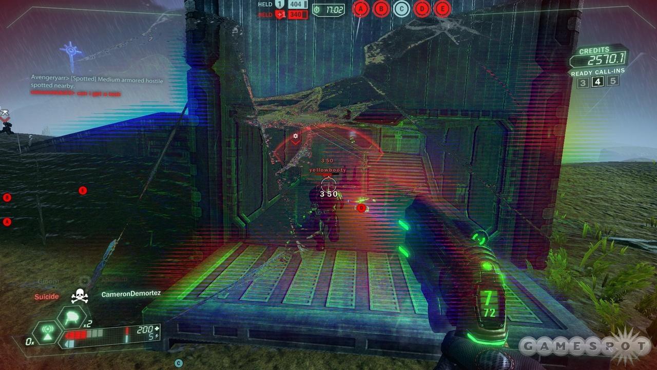 Close combat against a Juggernaut is a dangerous proposition.