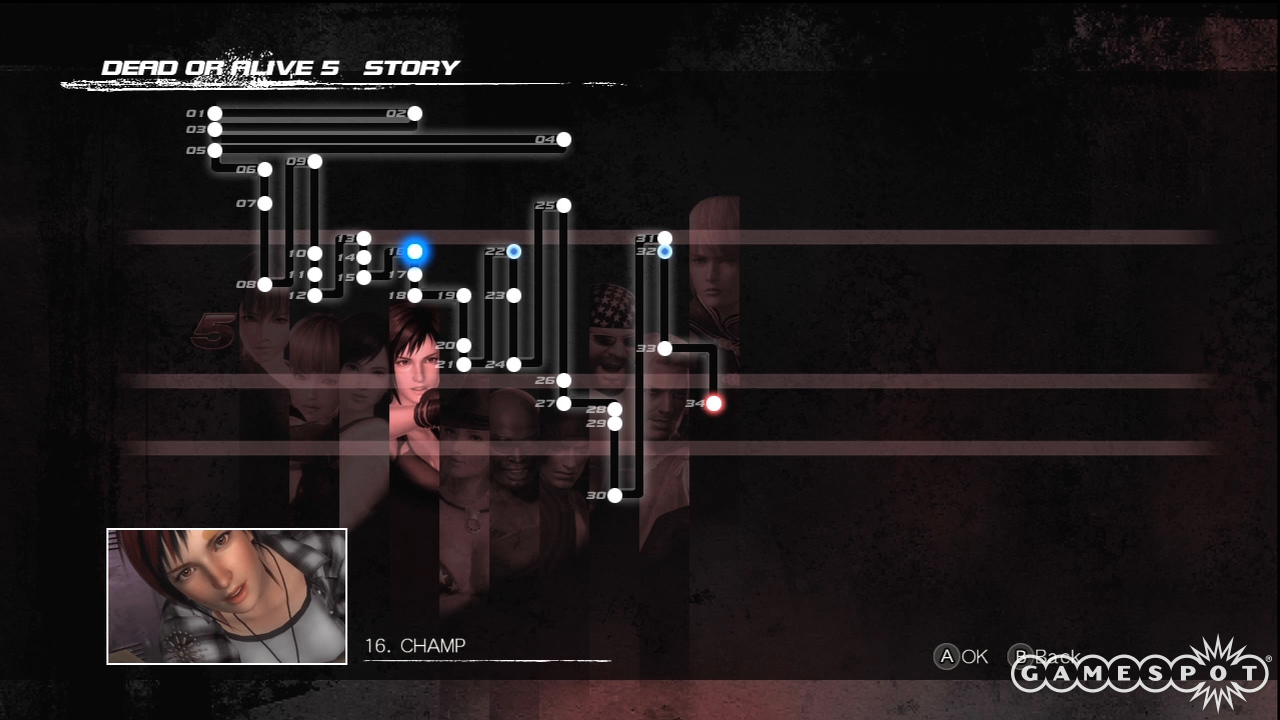 Can you untangle Dead or Alive 5's web of intrigue?